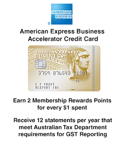 American Express Business Accelerator Card Review