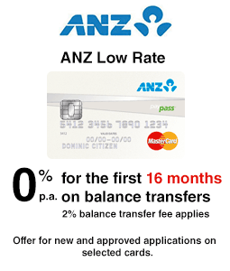 ANZ Low Rate
