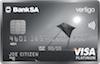 BankSA Vertigo Platinum