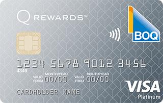 BoQ Platinum Visa Card
