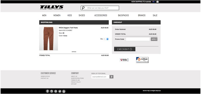 Tillys hookup loyalty program