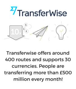 Ozforex international money transfers