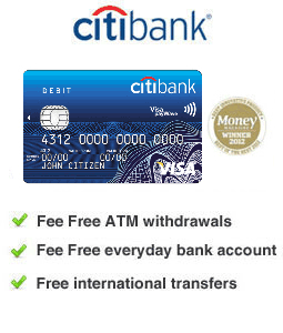 Citibank Plus Everyday Account
