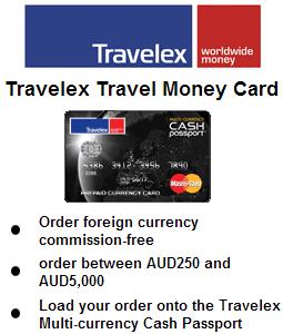 Travelex Travel Card