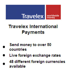 Ozforex and travelex
